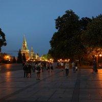 Кремлёвский двор :: Валерий