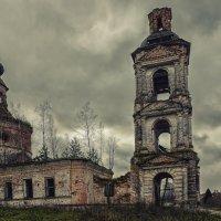Уходящая без возврата Русь... :: Александр Беляков