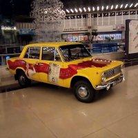 Автомобильный спорт в Советском Союзе,выехал на Копейке. :: Андрей Хлопонин