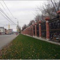Осенняя прогулка по городу :: muh5257