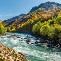 Верховья реки Кубань :: Аnatoly Gaponenko