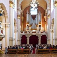 Фестиваль органной музыки :: Сергей Крышен
