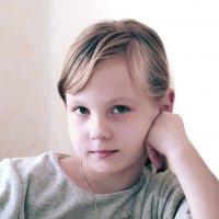 Вечерний портрет :: Валерий Басыров