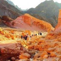 Рассвет в пустыне Арава :: Гала