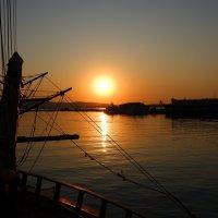 Закат из Созополь ! :: Вен Гъновски
