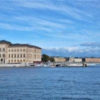 Стокгольм Швеция :: Swetlana V