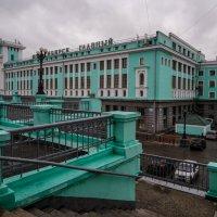 Новосибирск-Главный :: Dmitry i Mary S