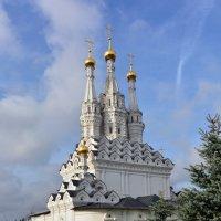 Одигитриевская церковь :: Леонид Иванчук