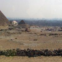 Пирамиды,Гиза :: Vyacheslav Gordeev