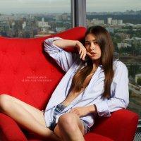 Анастасия :: Albina Lukyanchenko