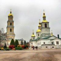 Серафимо-Дивеевский женский монастырь. :: Лара ***