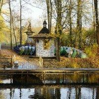 Осенний парк. :: Елена Кейнянен