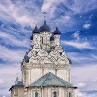 Взгляд в небо.... :: Александр Шмалёв