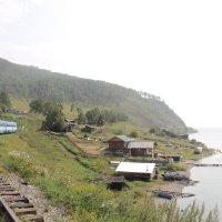 Кругобайкалка :: Андрей Мартюшев