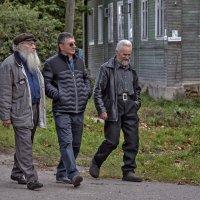 Три богатыря :: Андрей