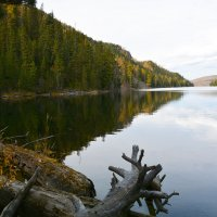 На озере Чейбеккёль. :: Валерий Медведев