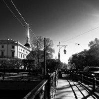 По мосту к Инженерному замку :: Елена