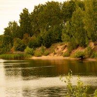 Река Уводь :: Cissa Andebo