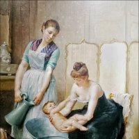 В музее духов «Фрагонар» в Париже :: Нина Корешкова