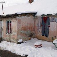 Снежок на Виноградной :: Alex Chernavski