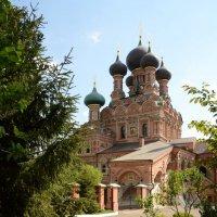 Храм Живоначальной Троицы в Останкино :: Oleg4618 Шутченко