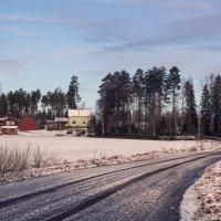 Снег в октябре :: Aнна Зарубина