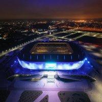 Стадион Калининград :: Юрий Лобачев