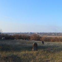 Тайный вид на город Мариуполь :: Андрей Марченко