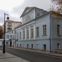 Купеческая усадьба XVIII века :: Сергей Лындин