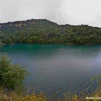 озеро Шадхурей верхнее (Земля Санникова) :: Александр Богатырёв