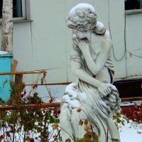 Ну очень стало холодно. :: nadyasilyuk Вознюк
