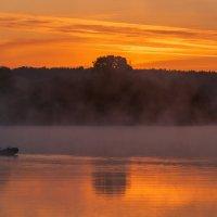 Утро рыбака (2) :: Александр Архипкин