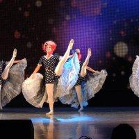 А в заключении танец КАН КАН! :: Ната57 Наталья Мамедова