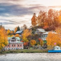 Дома Плёса :: Юлия Батурина