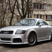 Audi TT :: Андрей Снегерёв