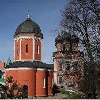 Высоко петровский монастырь :: ZNatasha -