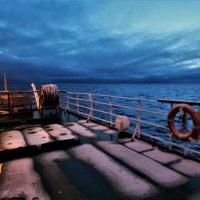 Арктическая испарина :: Сергей Никифоров