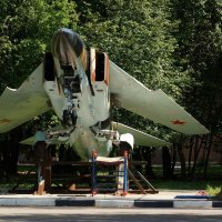 А крылья просятся в полет... :: Олег Чернов
