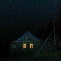 Свет в окне :: Андрей Вигерчук