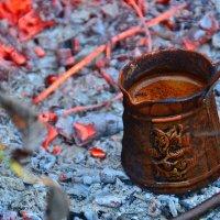 Кофе с дымком :: Miola