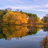 Осень в Окунево (2) :: Александр Архипкин