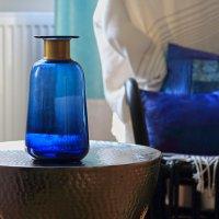 Про синюю вазу :: Татьяна Панчешная