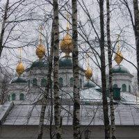Золотые купола. :: веселов михаил