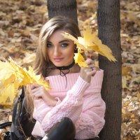 В золоте осени_2 :: Julia Martinkova
