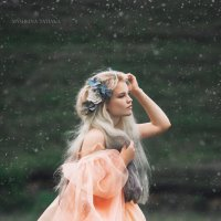 Снег летом :: Татьяна Мышкина