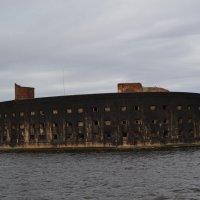 Кронштадт, чумной форт :: alpman виктор