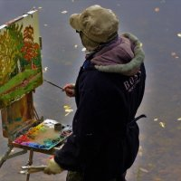 Нарисуй мне художник осень... :: Sergey Gordoff