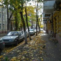 Городская осень. :: Анфиса