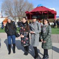Студенточки из Караганды... :: Хлопонин Андрей Хлопонин Андрей