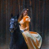 Темный лес :: Татьяна Мышкина